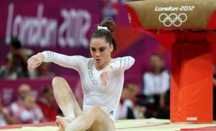 McKayla Maroney Falters on Vault, Settles for Silver
