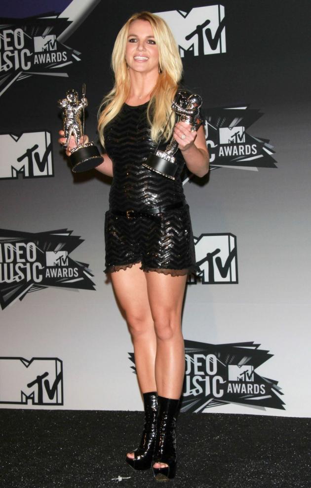 Britney Wins!