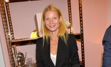 Gwyneth Paltrow At Goop's Pop-Up Show in LA