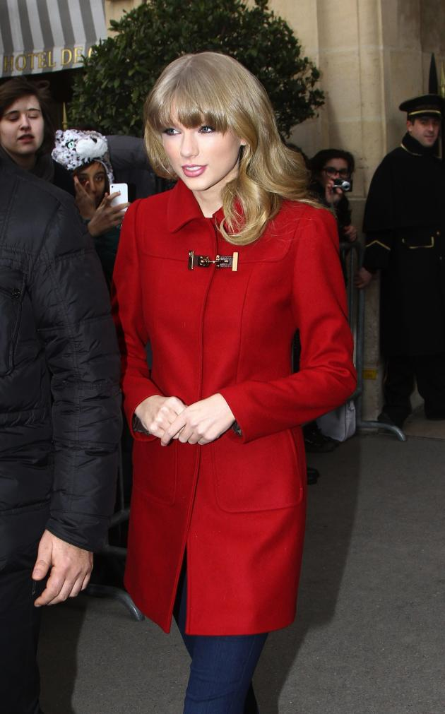 Taylor Swift in France