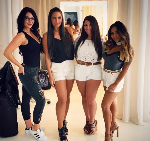 The Jersey Shore Ladies Reunite