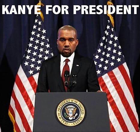 Kanye for President