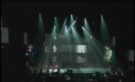 Chris Brown BET Awards Performance
