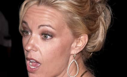 Kate Gosselin Milks, Denies Facelift Rumor