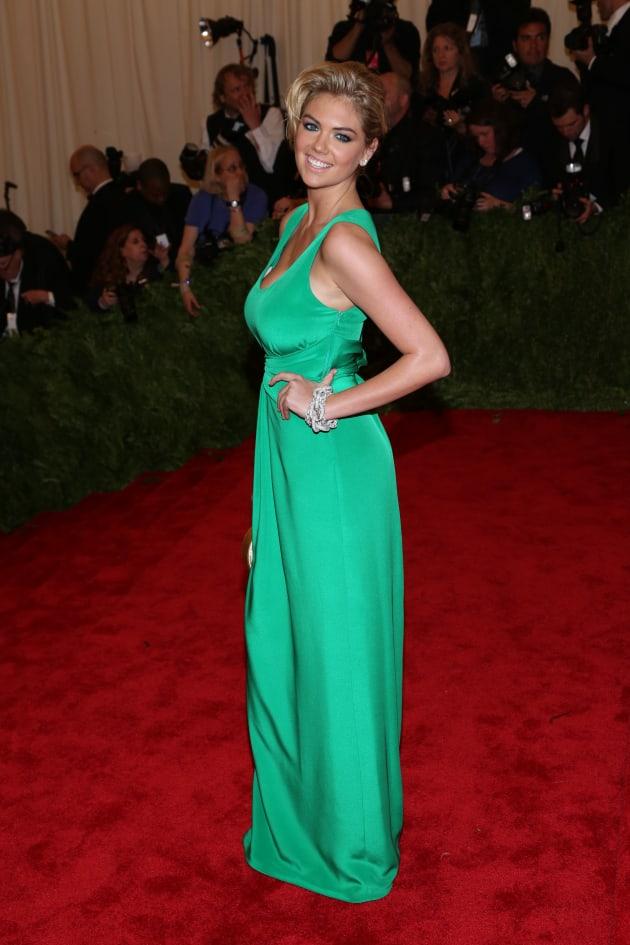 Kate Upton MET Gala Fashion