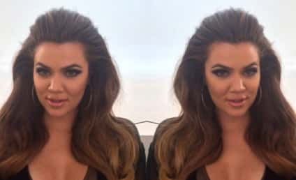 Khloe Kardashian: Back to Brunette!