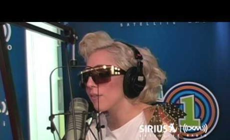 Lady Gaga Speaks on Tour