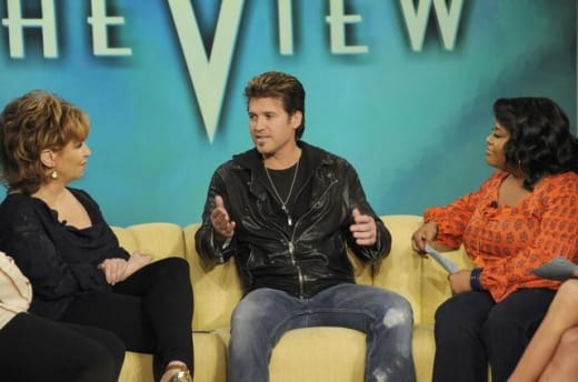 Billy Ray Cyrus on The View