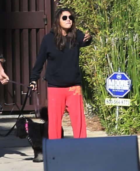 Mila Kunis Screaming Photo