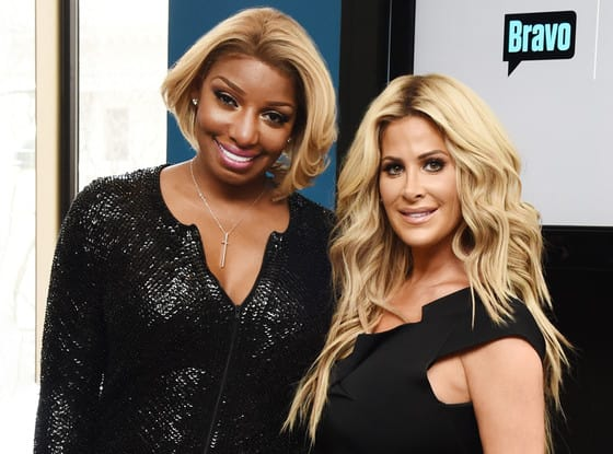 Nene leakes and kim zolciak photo