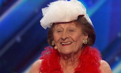 90-Year Old Stripper Advances on America's Got Talent