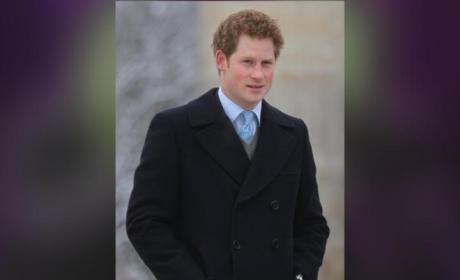 Prince Harry: Twerking?