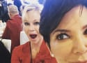 Kris Jenner, Melanie Griffith Take Selfie with The Dalai Lama