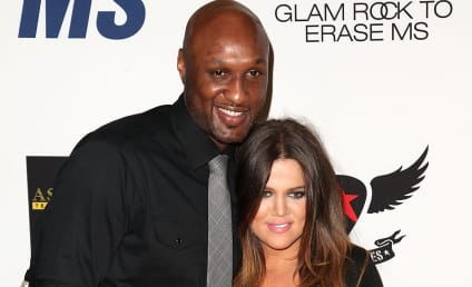 Khloe Kardashian on Lamar Odom: It's DEFINITELY Over For Good!