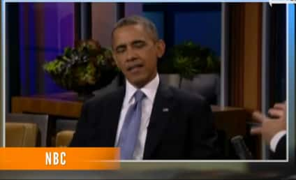 President Obama on The Tonight Show: Thoughts on Russia, Trayvon Martin, John McCain Bromance