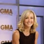 Lara Spencer on Good Morning America