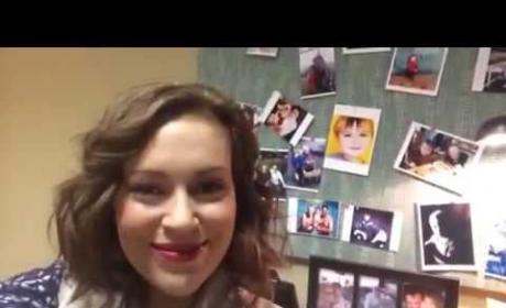 Alyssa Milano Baby Gender Reveal!