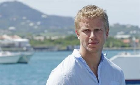 Sean Lowe on The Bachelor Pic