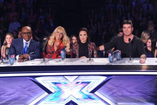 X Factor Crew