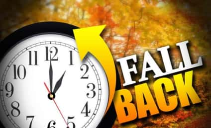 Daylight Saving Time 2016: IT'S (Almost) OVER!!!