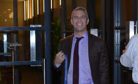 Andy Cohen and Wacha Leave 'Watch What Happens Live'