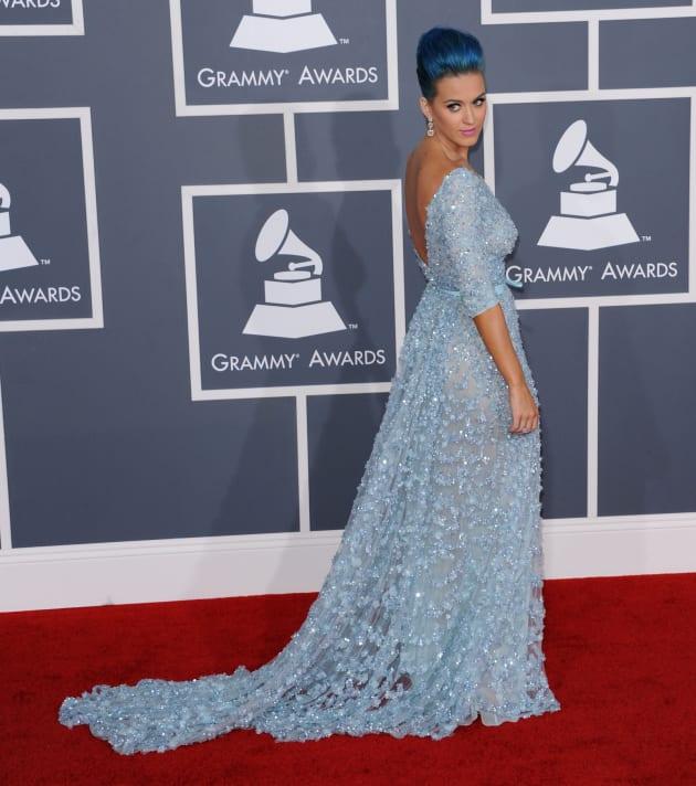 Katy Perry Grammys Dress