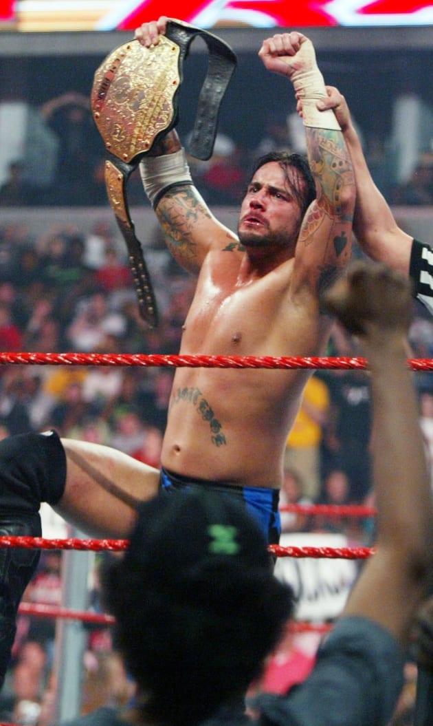 CM Punk Photo