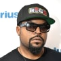 Ice cube in shades