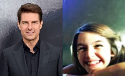 Suri Cruise: Begging to See Tom Cruise After Four Years Apart?