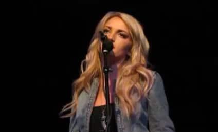 Jamie Lynn Spears Sings Live: Watch Now!