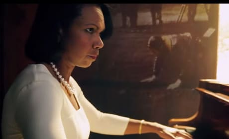 """Condoleezza Rice Plays """"Amazing Grace"""" in Honor of Independence Day"""