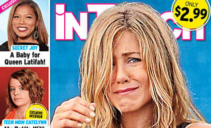 Jennifer Aniston: Her Baby Dreams SHATTERED By Fake Miscarriage!!