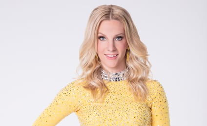 Dancing with the Stars: Feud Ignites Between Heather Morris and Nancy Kerrigan!