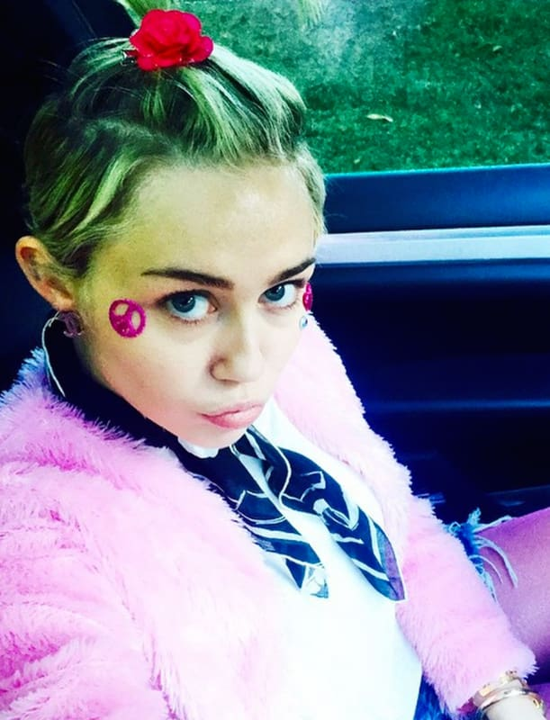 Miley Cyrus Instagram Photos - Page 7 - The Hollywood Gossip