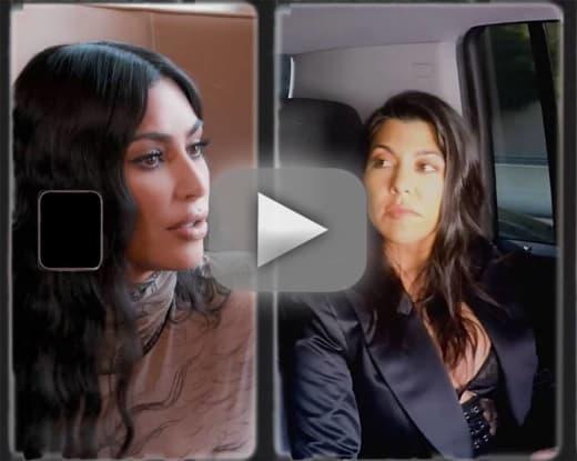 Kim kardashian thinks kourtney is a f cking fake humanitarian ho