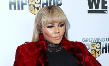 Lil Kim: 'Growing Up Hip Hop' premiere party
