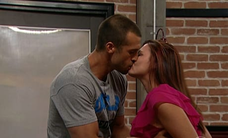 Brendon Villegas and Rachel Reilly Picture