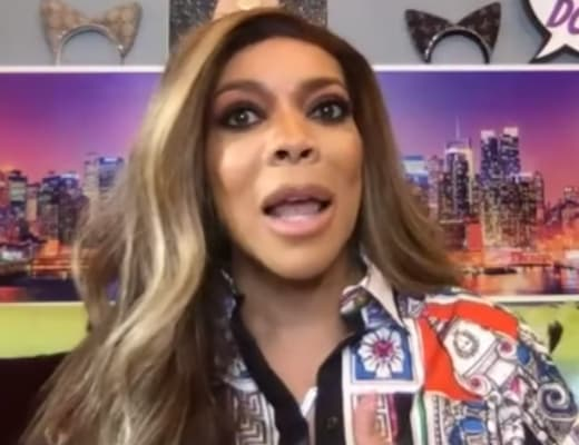 Wendy Williams on Zoom