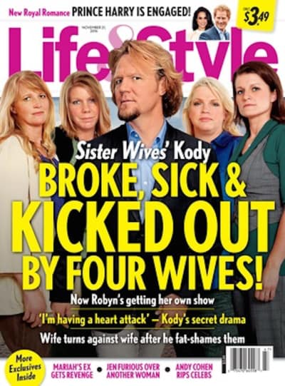 Sister Wives Cover