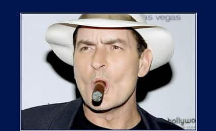 Celebrity of the Year Finalist #3: Charlie Sheen