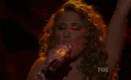 Haley Reinhart - House of the Rising Sun (American Idol)