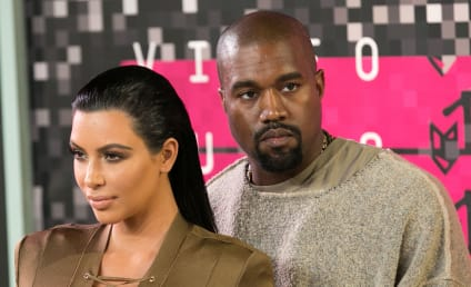 Kanye Wants to Host Oscars, and Give One to Kim Kardashian