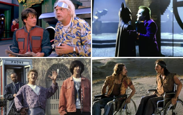 25 movies that came out 25 years ago back to the future part ii
