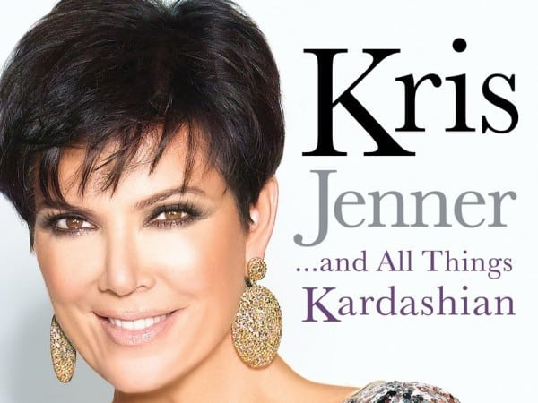 Kris Jenner Book Cover