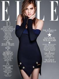 Allison Williams Elle Cover