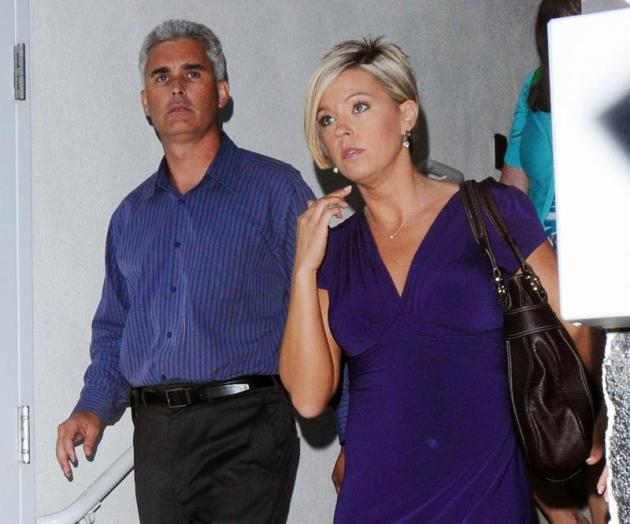 Kate Gosselin and Steve Neild Picture