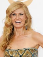 Connie Britton at the Emmys