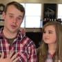 Joseph Duggar and Kendra Caldwell on TLC