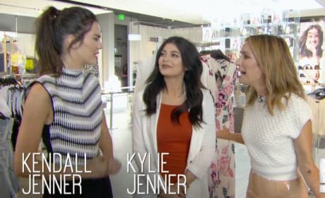 Kylie Jenner and Kendall Jenner: So Proud of Caitlyn Jenner!