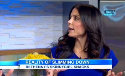 Bethenny Frankel Dishes on Healthy Snacks